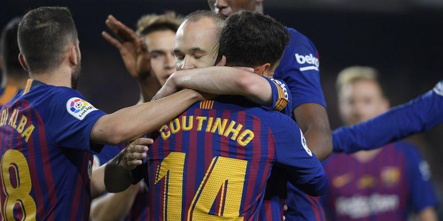 10 Pemain Barcelona dengan Klausul Pelepasan Tertinggi - Messi Fantastis, Sergi Roberto di Posisi Kedua