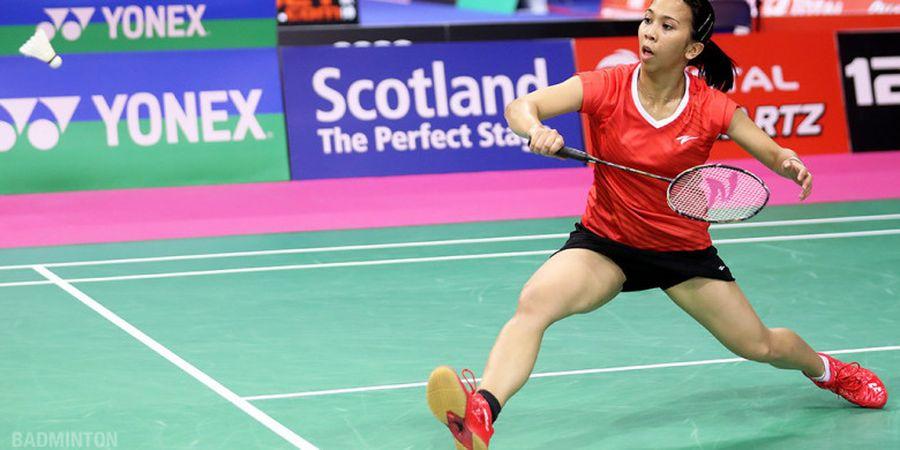 Hasil India Open 2019 -  Lyanny Kalah, Tunggal Putri Indonesia Habis