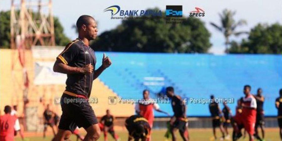 Urusan dengan Sriwijaya FC Belum Beres, Hilton Moreira Belum Bisa Gabung Persipura