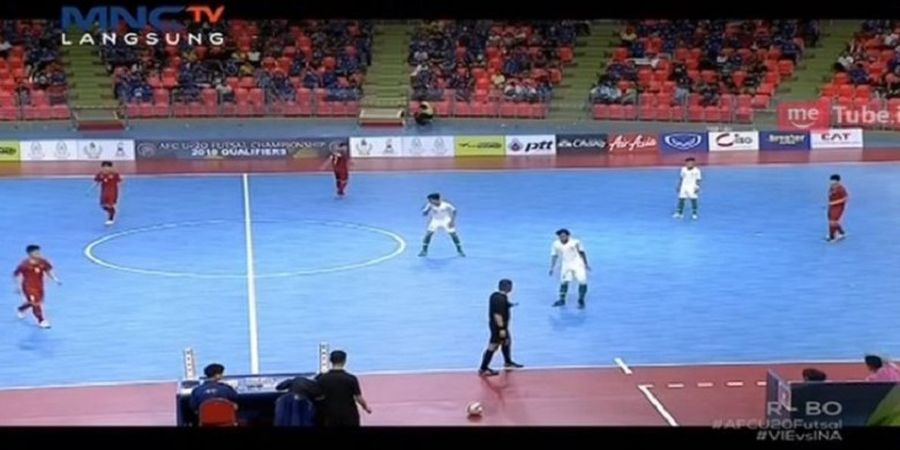 Timnas Futsal Indonesia U-20 Gagal Raih Poin Penuh di Laga Perdana Kualifikasi Piala Asia