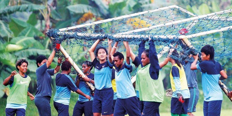 Jelang Piala AFF, PSSI Bangunkan Sepak Bola Perempuan