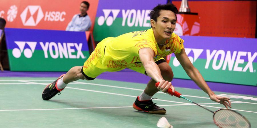 Jadwal Indonesia Masters 2019 - Tersaji Duel Ulang Asian Games 2018