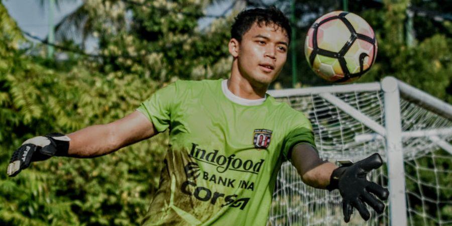 Sudah Diperkenalkan Persiraja, Kiper Ini Resmi Berseragam Borneo FC