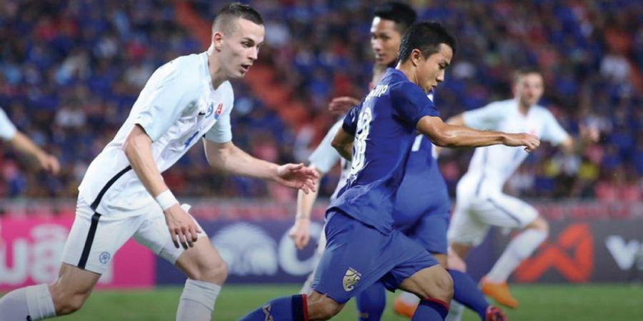 Punya 'Messi' dan Eks Rekan Iniesta, Timnas Thailand Lebih Hebat dari Timnas Indonesia