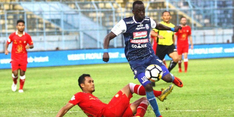 Kembalinya Makan Konate Bikin Arema FC Semakin Pede