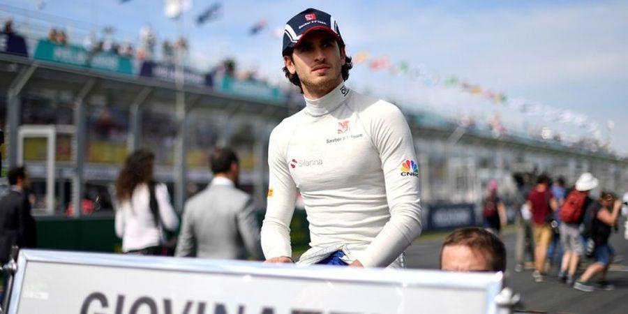 Giovinazzi Bakal Repotkan Raikkonen di tim Alfa Romeo Racing
