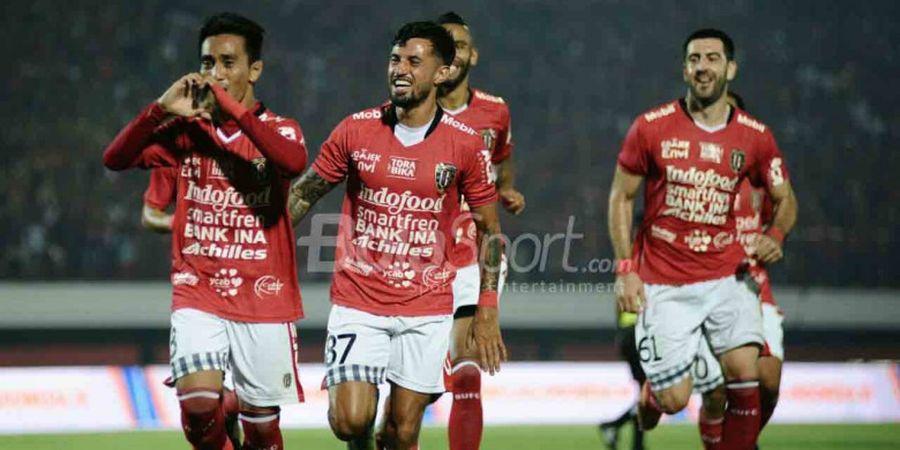 Bali United Incar Eks Pemain yang Hampir Berlabuh di Persib Bandung?