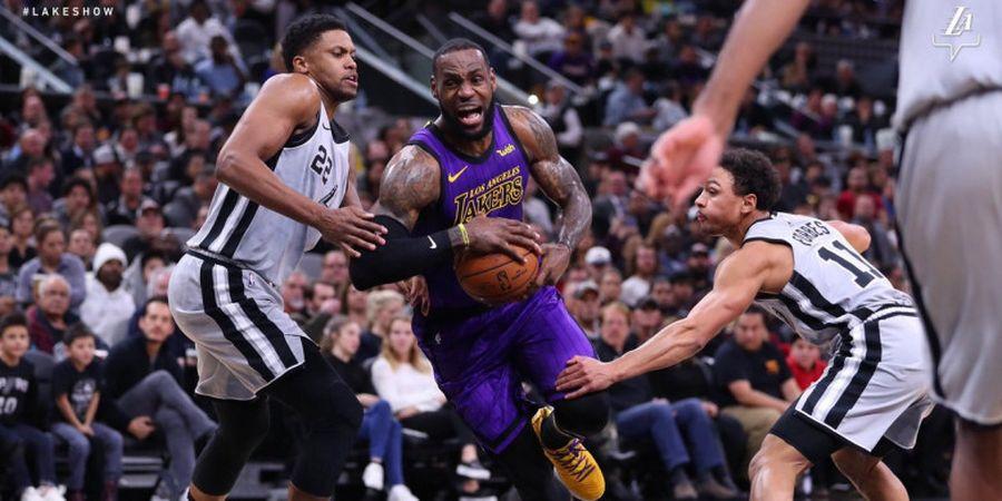 Lakers Sebenarnya Ingin Isirahatkan LeBron James Lebih Cepat