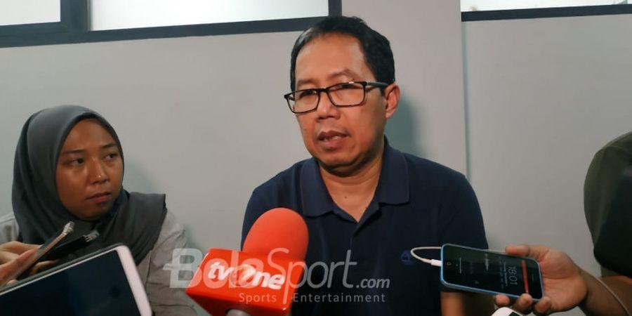 Joko Driyono Ditahan, IPW Pertanyakan Status Hukum Iwan Budianto