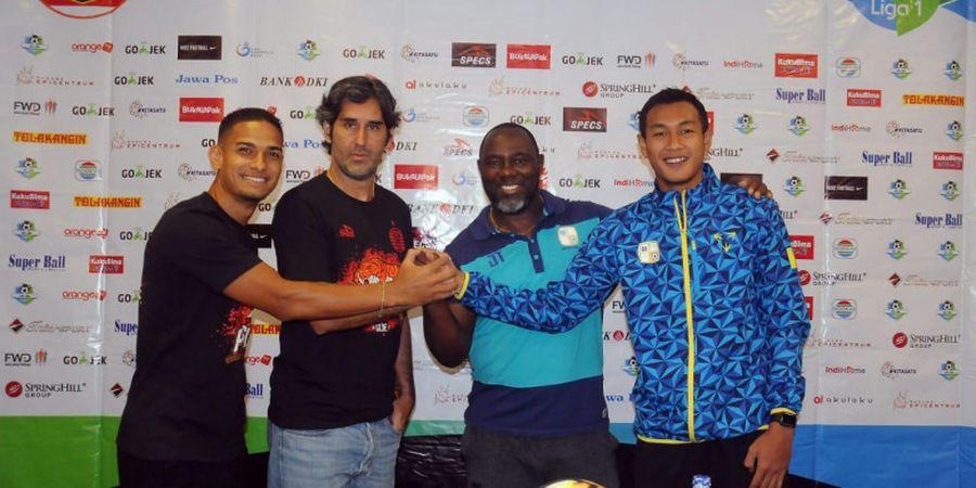 Jadwal Live 30-31 Oktober 2018, Persija dan Persib Adu Cepat Kejar PSM Makassar