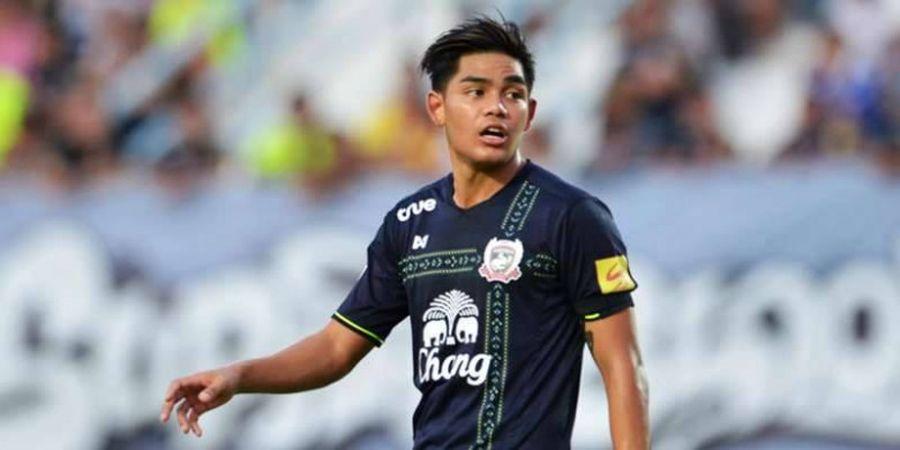 Eks Penyerang Timnas U-23 Thailand Pulang Kampung Setelah Setahun Berkarier di Liga Swiss