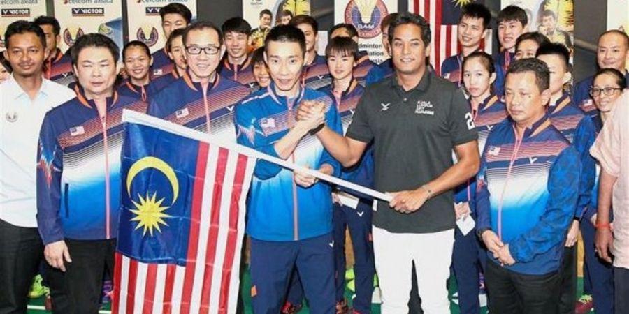 Suasana Timnas Bulu Tangkis Malaysia Membaik berkat Kehadiran Lee Chong Wei pada Commonwealth Games 2018