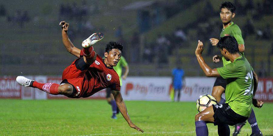 Semen Padang Vs Arema FC - Irsyad Maulana Jadi Momok Skuat Singo Edan