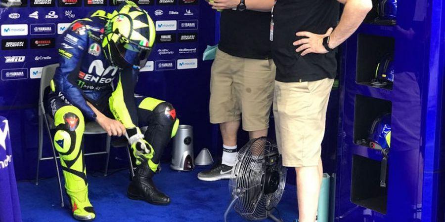 Mantan Manajer Valentino Rossi Ungkap 5 Kontroversi MotoGP Argentina