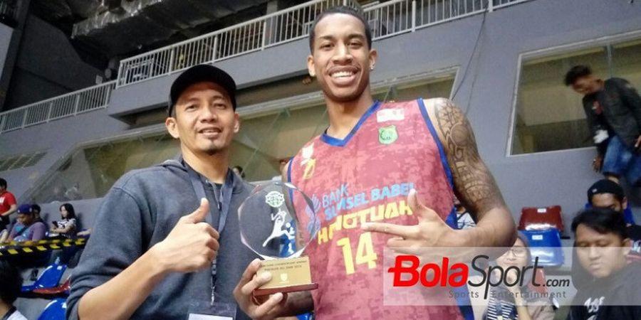 Pemenang Kontes Slam Dunk IBL Pertalite All-Star 2018 Sempat Ingin Mundur