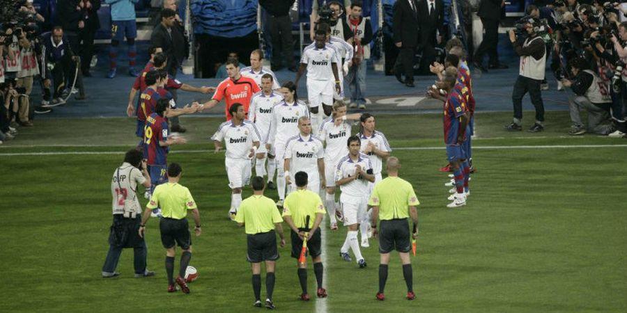 Barcelona Dinilai Tak Dewasa jika Enggan Berikan Guard of Honour buat Real Madrid