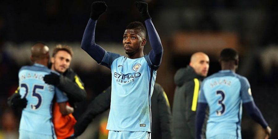 Setelah Zabaleta, West Ham Incar Striker Belia Manchester City