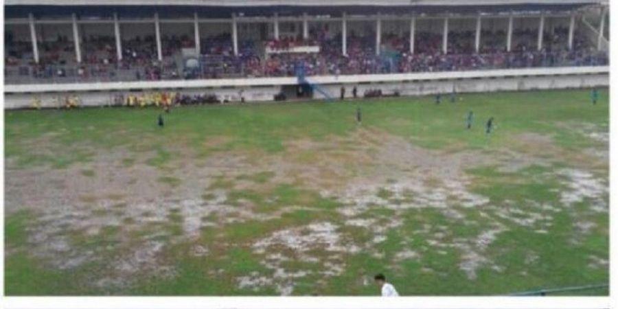 Rehabilitasi Stadion Citarum, PSIS Rogoh Kocek Miliaran Rupiah