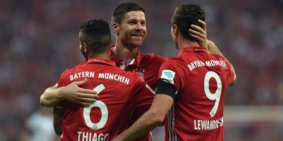 Xabi Alonso Ingin Akhiri Karier di Bayern Muenchen