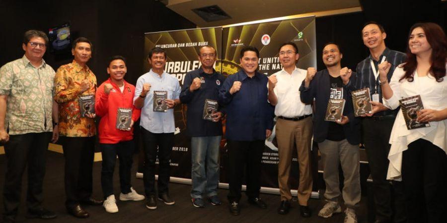Cerita Tentang Pembekuan PSSI hingga Asian Games Hadir di Buku Terbaru Sesmenpora