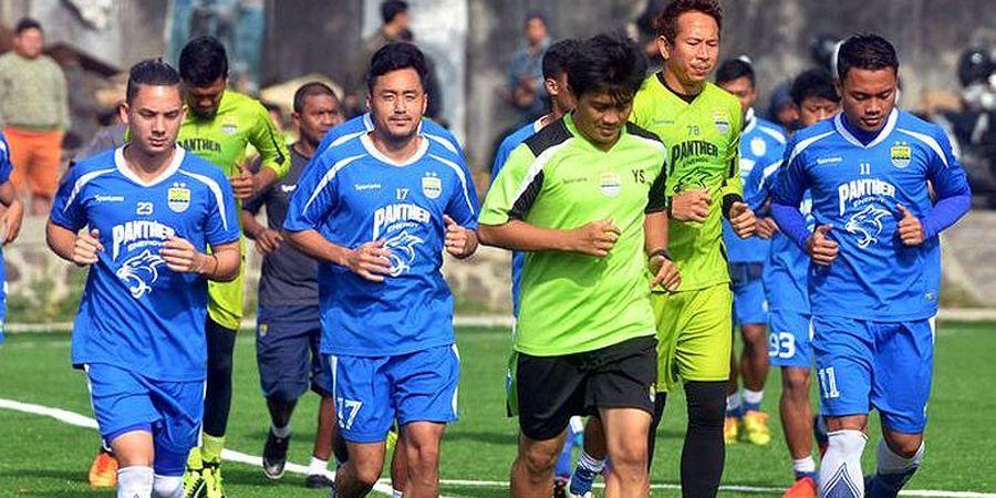 Bekal Latihan Skuad Persib Bandung Dari Pelatih FIsik Selama Libur