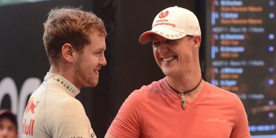 Laga Amal untuk Michael Schumacher Kembali Digelar