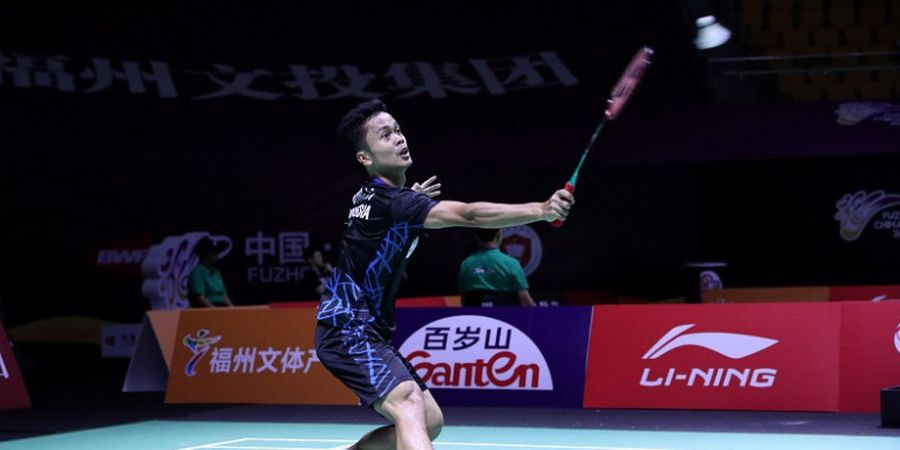 Link Live Streaming BWF World Tour Finals 2018 - Marcus/Kevin Jumpa Han/Zhou, Anthony Ginting Tanding Pukul 10.00 WIB