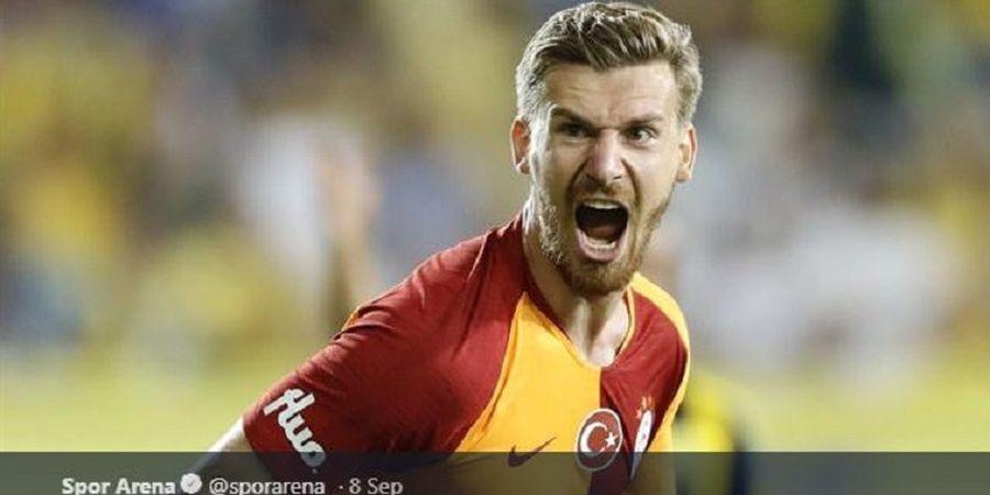 Pemain Galatasaray Masuk Daftar Jual Usai Berbohong demi Liburan Bersama Istrinya
