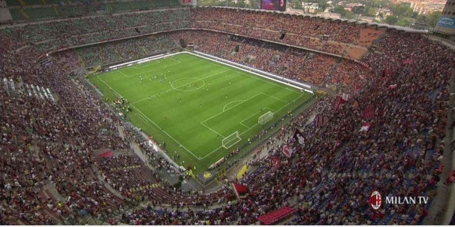 AC Milan Legawa, San Siro Dikuasai Duo Hitam-Biru di Liga Champions