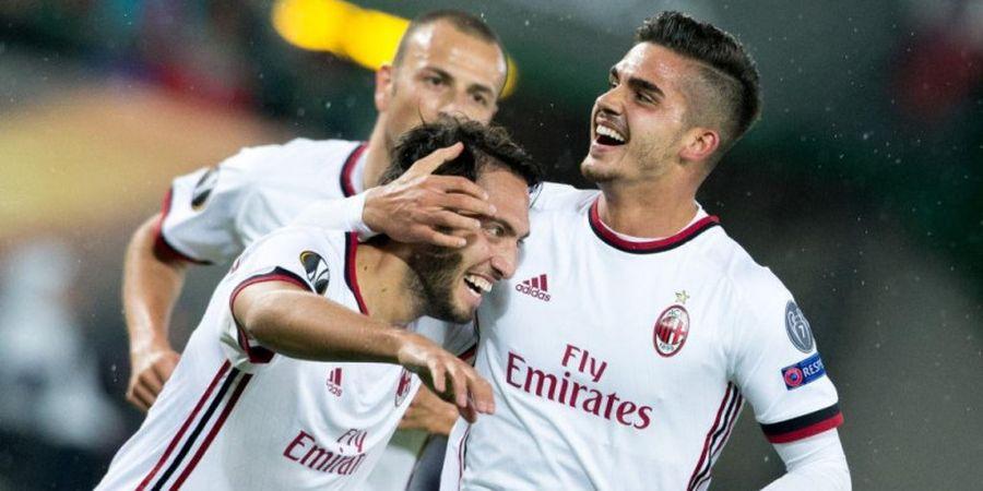Cetak Hat-trick, Andre Silva Sebut Faktor Pendukung dan Harapan di AC Milan