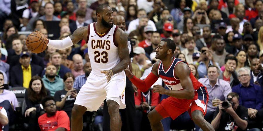 Kontribusi 57 Poin LeBron James Kembalikan Cavaliers ke Jalur Kemenangan