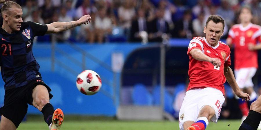Pelatih Rusia: Kami Memang Tak Punya Pemain Terbaik, namun Kami Punya Tim Hebat
