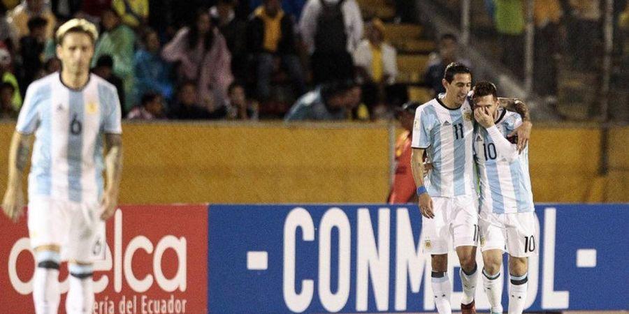 Messi Jadi Satu-satunya Alasan Di Maria Jika Ingin Gabung Barcelona
