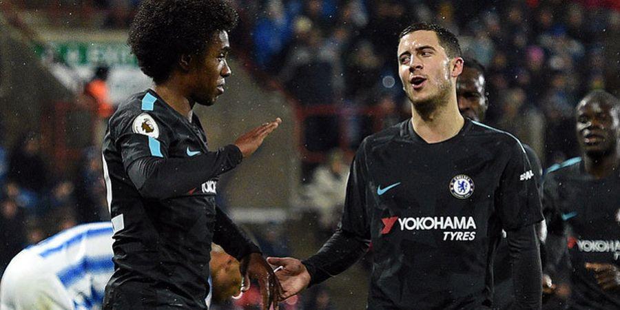 Jika Manchester City Juara Liga Inggris Musim Ini, Bintang Chelsea Ini Gembira, Kenapa?