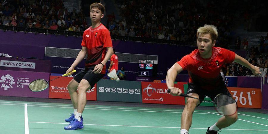 Marcus dan Kevin Bawa Indonesia Samakan Kedudukan 1-1 Melawan China