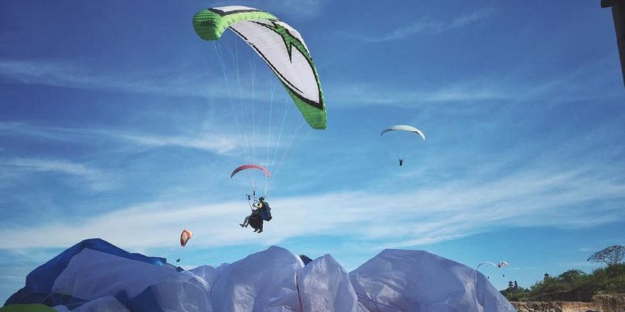 Sebelum Ditemukan Meninggal Dunia, Ada Gelagat Aneh dari Atlet Paralayang Ini