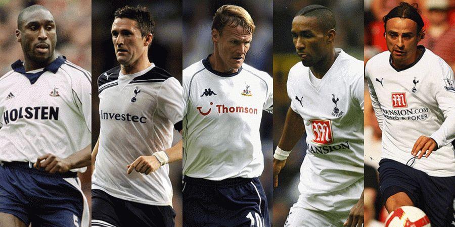 Tottenham Hotspur Kerap Dirampok