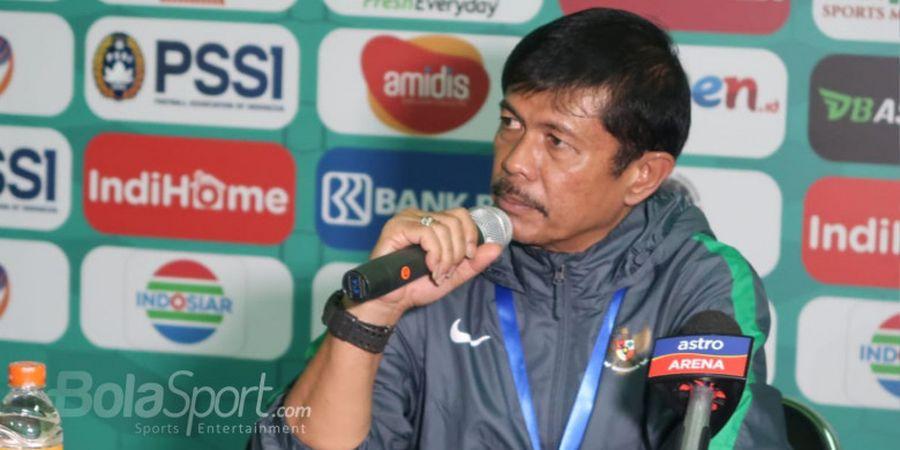 Berita Timnas U-19 Indonesia - Alasan Indra Sjafri Tarik ke Luar Saddil Ramdani Setelah Kartu Merah Nurhidayat Haji Haris