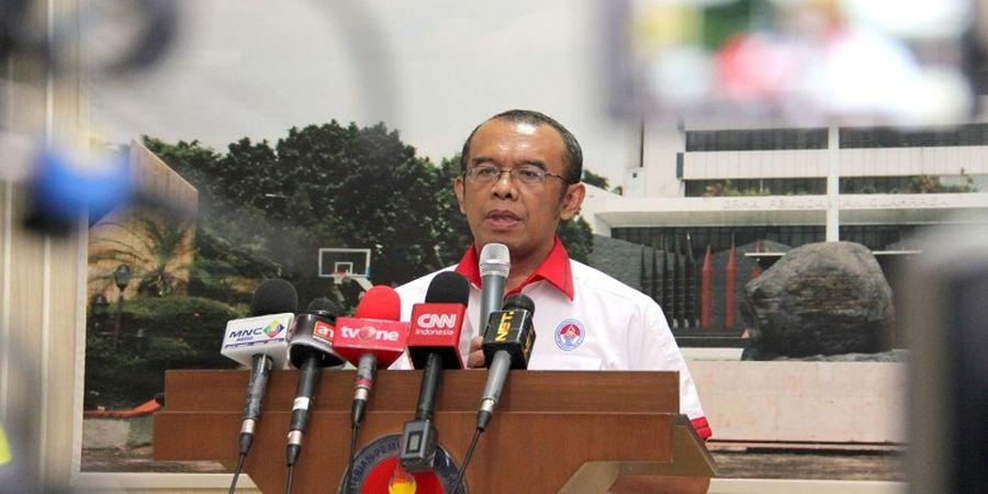 PSSI Butuh Perhatian Lebih, Kemenpora: Sebaiknya Edy Rahmayadi Tak Rangkap Jabatan