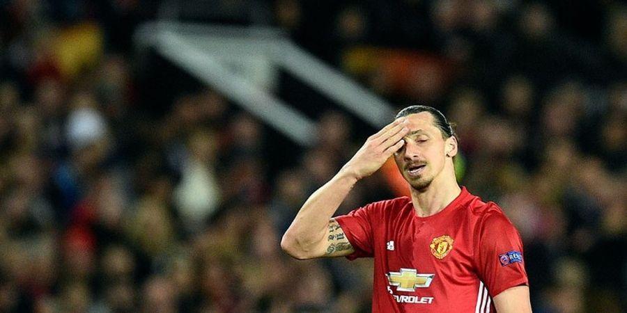 Ibrahimovic Resmi Berpisah dari Man United