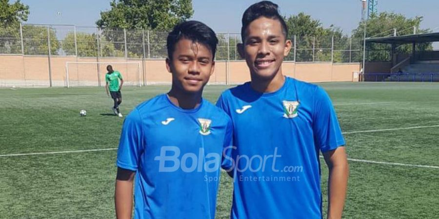 Amunisi Baru Timnas U-19 Indonesia Ini Penasaran Dilatih Shin Tae-yong