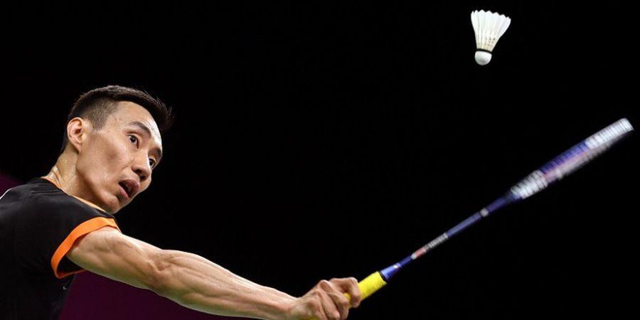 Respons Lee Chong Wei Setelah Gagal Antar Tim Malaysia Raih Emas pada Commonwealth Games 2018