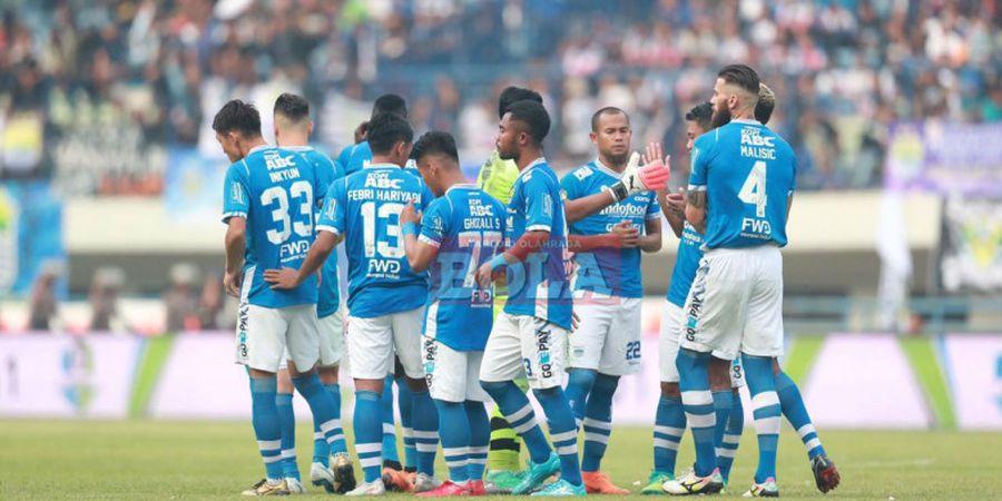 Persib Bakal Jadi Tim Nomaden hingga Liga 1 2018 Berakhir