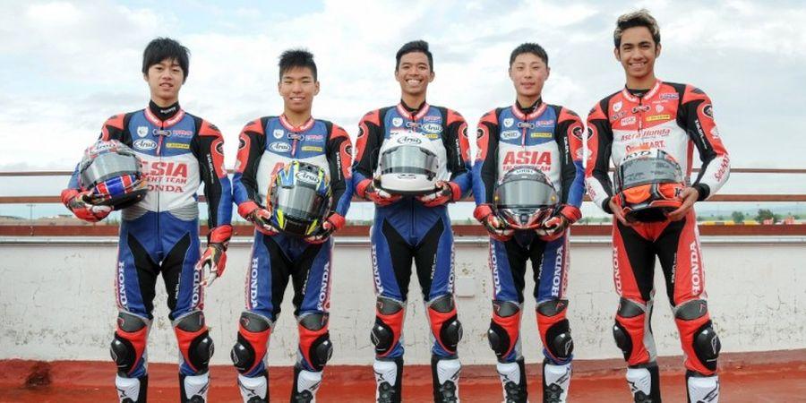 Andi Gilang Akan Jalani Seri Kedua CEV International Championship di Sirkuit Le Mans