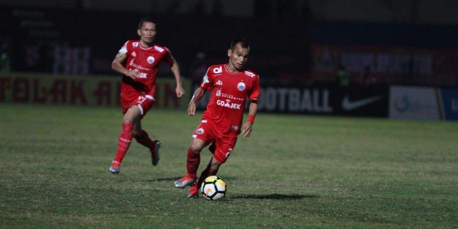 Piala Indonesia 2018, Bek Sayap Bali United Siap Redam Riko Simanjuntak