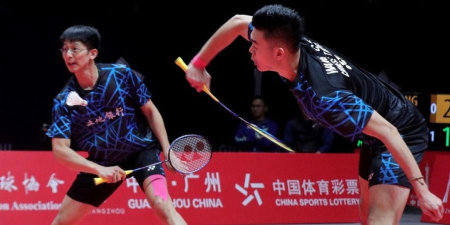 BWF World Tour Finals 2018 - Jalani Debut, Ganda Putra Taiwan Ini ke Semifinal Setelah Kalahkan Ahsan/Hendra