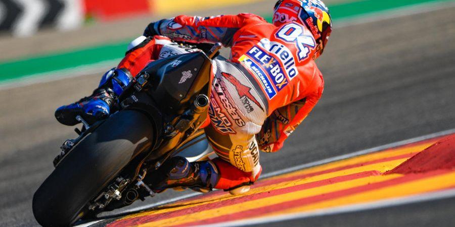 Legenda Honda Sebut Andrea Dovizioso Punya Manajemen Balapan Terbaik