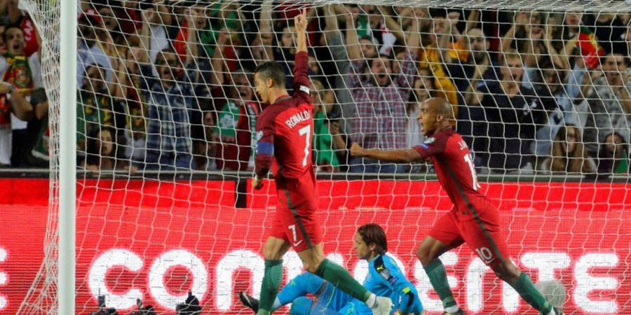 Cristiano Ronaldo: Portugal Bukan Favorit di Piala Dunia 2018