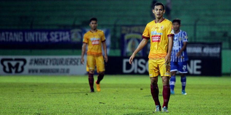 Setelah Yanto Basna, Giliran Maldini Pali Ikut Laporkan Sriwijaya FC