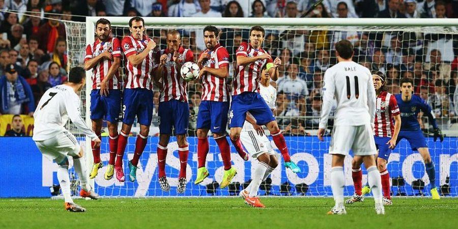 Perbandingan Efisiensi Tendangan Bebas Ronaldo dan Messi